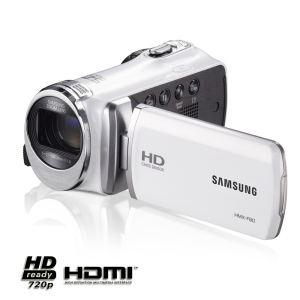 Caméscope Samsung HMX F90 - Full HD + Carte SD 8Go