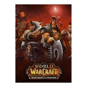 Jeu World of Warcraft : Warlords of Draenor