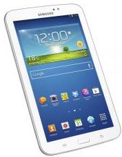 """Tablette 7"""" wifi Samsung Galaxy Tab 3 (100€ remboursé pour toute souscription à une offre livebox)"""