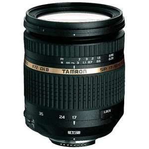 Objectif photo Tamron SP AF 17-50mm F/2 8 XR Di II VC  pour Canon