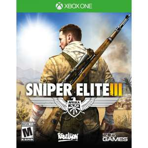 Sniper Elite III - Xbox One (import US)
