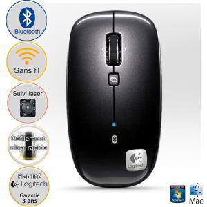 souris sans fil bluetooth optique Logitech M555