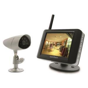 Kit de vidéosurveillance sans fil Avidsen