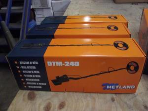 Détecteur de métaux Metland DTM-240