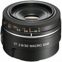 Objectif Sony 30mm F2,8 Macro (avec ODR de 30€)