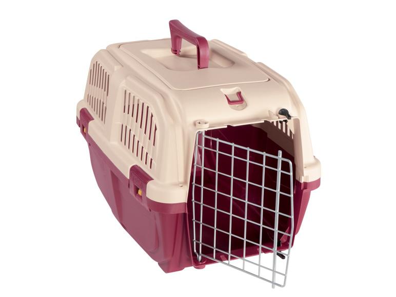 Litière ou panier de transport pour chat