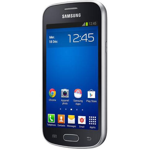Samsung galaxy trend lite S7390 noir, blanc ou bordeaux (avec ODR 30€)