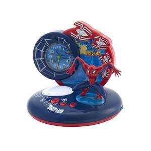 Radio Réveil Lexibook Spider-Man
