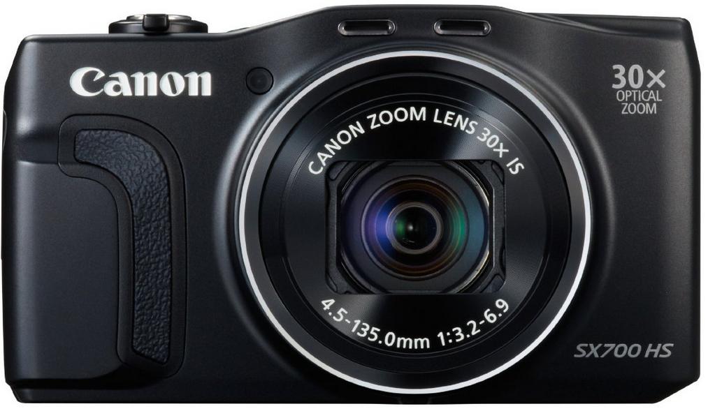 Appareil photo Canon Powershot SX700HS 16,1 Mpix (avec ODR 30€)
