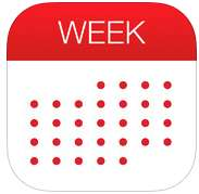 Week Calendar gratuit sur iOS (au lieu de 1.99€)