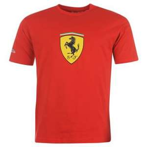 T-shirt Ferrari Alonso Big Homme
