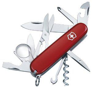 Couteau suisse Victorinox Explorer Rouge