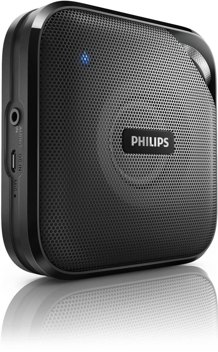 -20% sur une sélection de produits audio sans fil Phillips (Via ODR) - Ex : Enceinte bluetooth BT2500