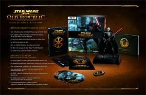 Star Wars the Old Republic Collector sur PC