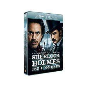 Sherlock Holmes 2: Jeux d'ombres - Ultimate Edition Blu-Ray + DVD