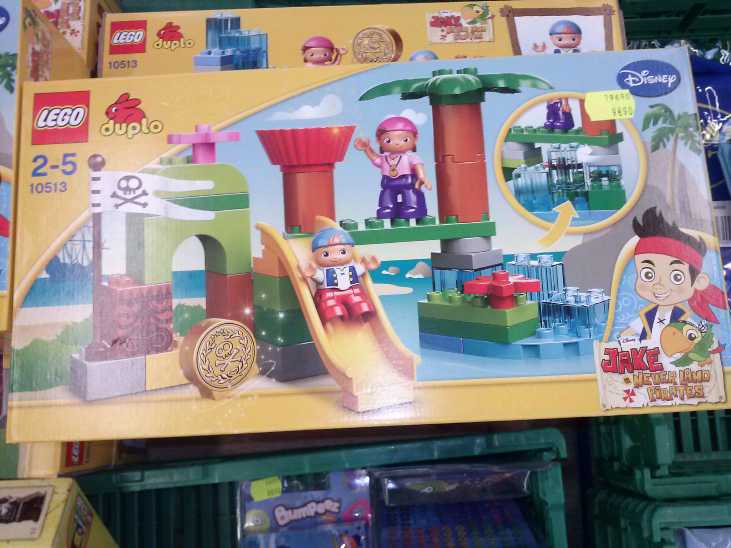 Lego Duplo 10513 - La cachette du pays imaginaire