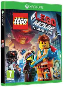 Lego La Grande Aventure : Le Jeu Video sur Xbox One