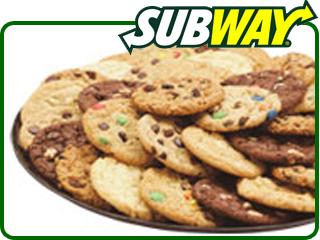 1 cookie offert pour toute commande