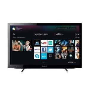 """TV 32"""" LED Sony KDL32HX750, 3D, 1080p - Reconditionnée"""
