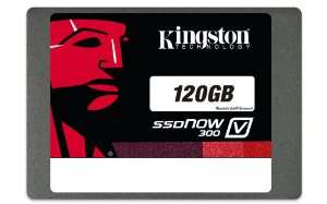 Disque SSD 120Go Kingston technology SSDNow V300 2,5'' SATA III