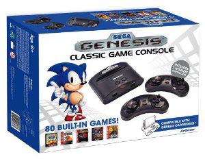 Précommande Megadrive + 80 jeux avec compatibilité cartouches originales
