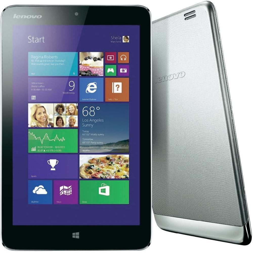 "Tablette 8"" Lenovo Ideatab Miix 2 32 Go - Reconditionnée"