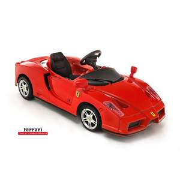 Voiture à pédales Enzo Ferrari TT Toys Toys Rouge