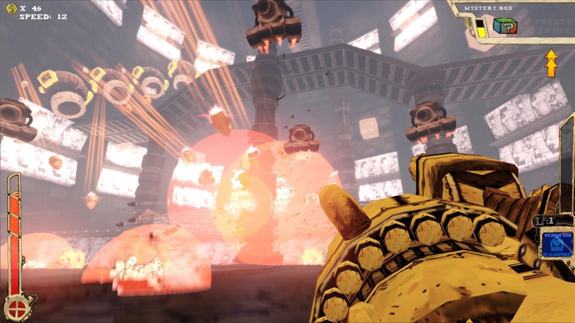 Tower of Guns sur PC (Steam / DRM Free)