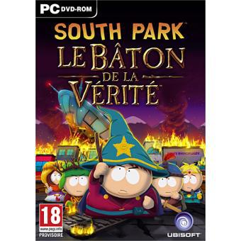 Jeu South Park - Le Bâton de la Vérité PC