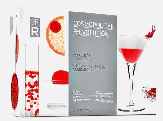 Kit Cocktail moléculaire Cocktail R-Evolution