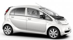 Voiture électrique Peugeot iOn
