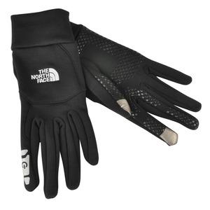 Gant tactile The North Face E-Tip (taille L en noir et Taille XS en blanc)