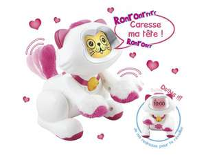 Ma super amie VTECH Kidicaline Blanche (4-8 ans)