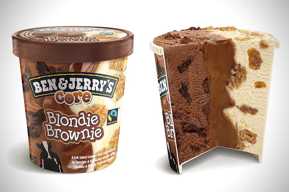 Crème glacée Ben & Jerry's 500ML