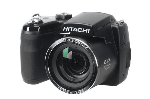 Appareil photo Bridge Hitachi HBC1600E 16 Mpx - Zoom 21x