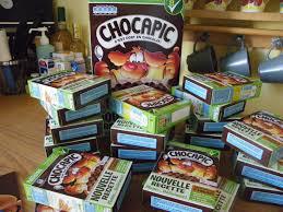 Paquet de Chocapic Choco Noisette