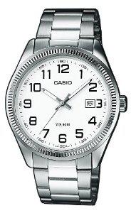 Montre Homme Bracelet Acier Argent Casio - MTP-1302D-7BVEF