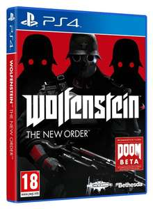 Jeu Wolfenstein: The New Order sur PS4