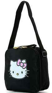 Sélection d'articles maroquinerie, bagagerie en promo - Ex : Sac Hello Kitty