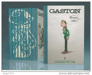 "Intégrale Collector ""L'âge d'or de Gaston"" - 10 volumes format XL"