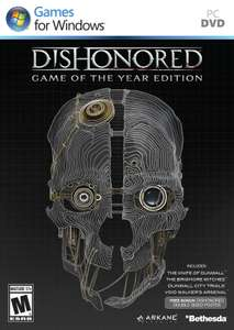 Dishonored - Game of the Year Edition sur PC (Dématérialisé)