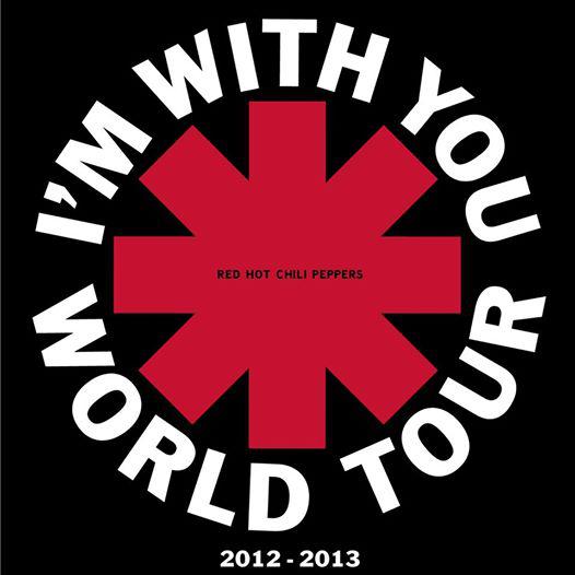 EP Live des Red Hot Chili Peppers - I'm With You World Tour 2012-13 en téléchargement gratuit