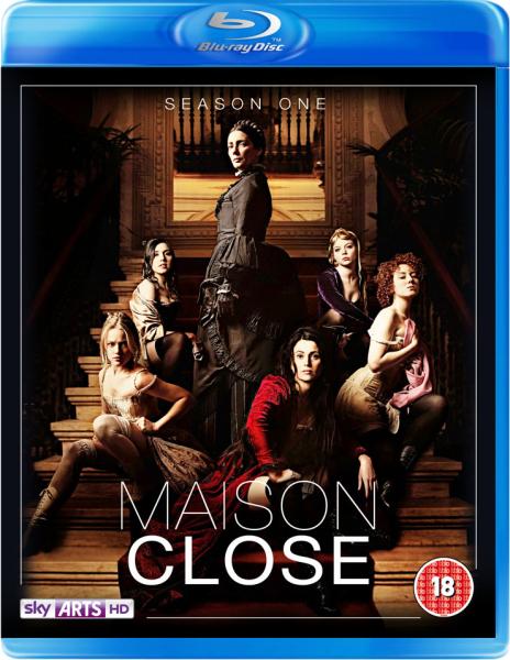 Blu-Ray Maison Close - Saison 2 à 15.08€, saison 1
