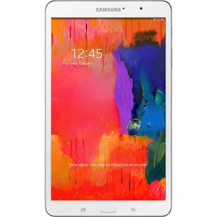 """Tablette Samsung Galaxy Tab Pro Blanc 8,4"""" - 16 Go - Blanc"""