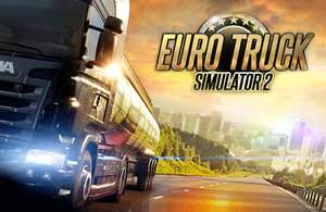Euro Truck 2 Bundle Collector sur PC (Steam)