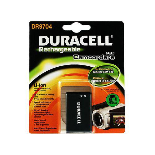 Batteries DURACELL pour appareil photo numérique ou caméscope