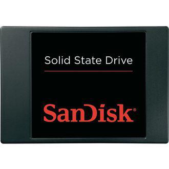 Disque dur SSD 128 Go Sandisk SATA 6GO/s 7mm