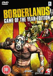 Borderlands - Game of the Year Edition sur PC/Mac
