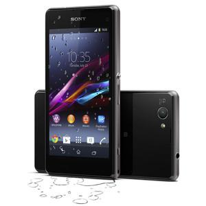 Smartphone Sony Xperia Z1 Compact 16 Go - Noir ou blanc (avec ODR 50€)