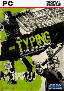 Typing of the Dead: Overkill sur PC (Dématérialisé - Steam)